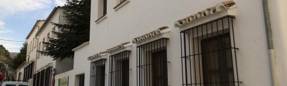 CEIP ANTONIO MACHADO EN GRAZALEMA, CÁDIZ