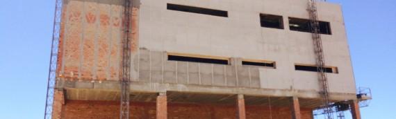 CENTRO LOGISTICO MUELLE JUAN GONZALO. PUERTO DE HUELVA